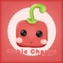 Cubic Cherry LOGO 1